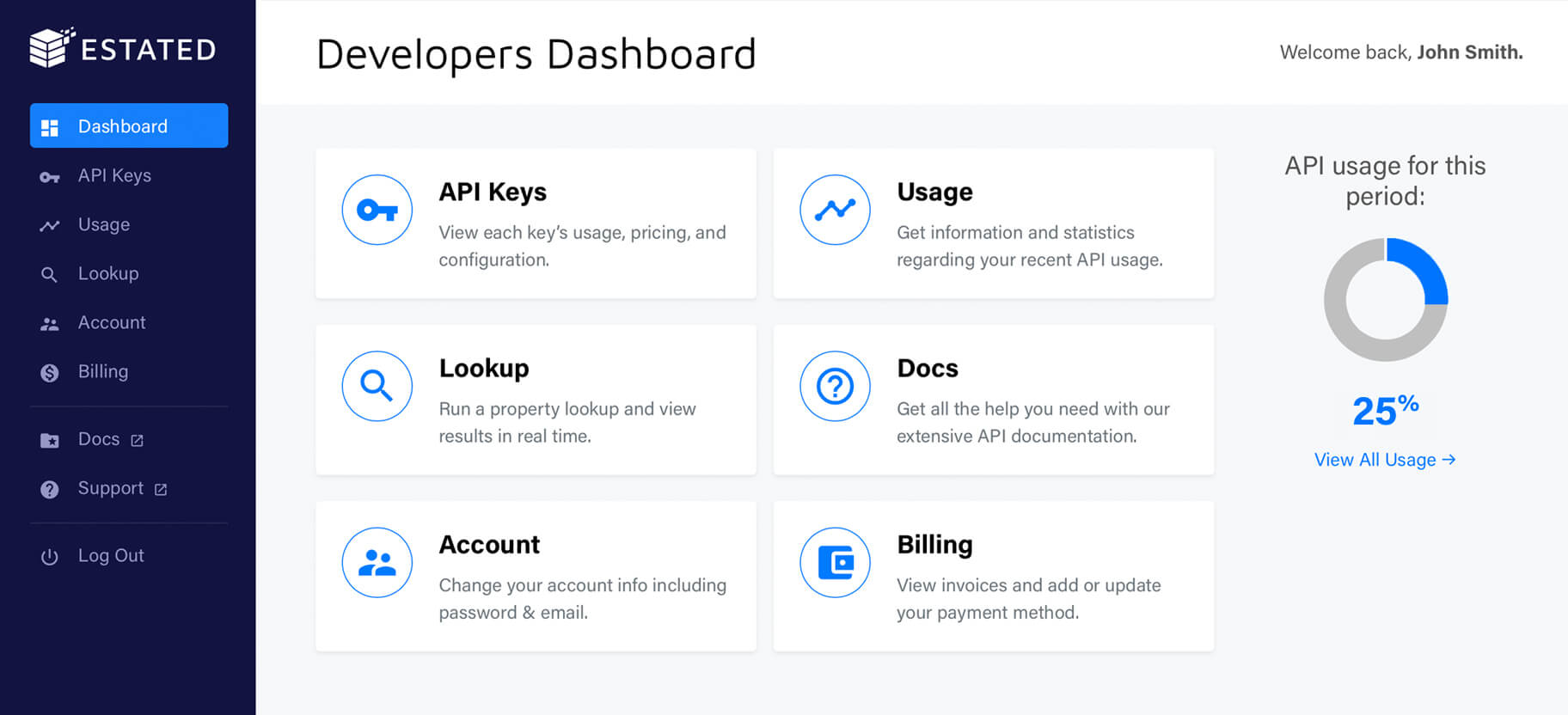 developers-dashboard