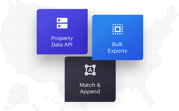 property data to app